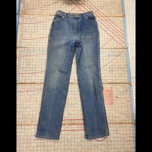 Vintage 1970-80s wranglers size 28/29